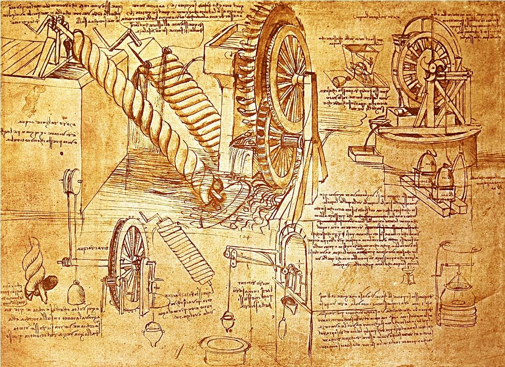 Aparatos de Leonardo
