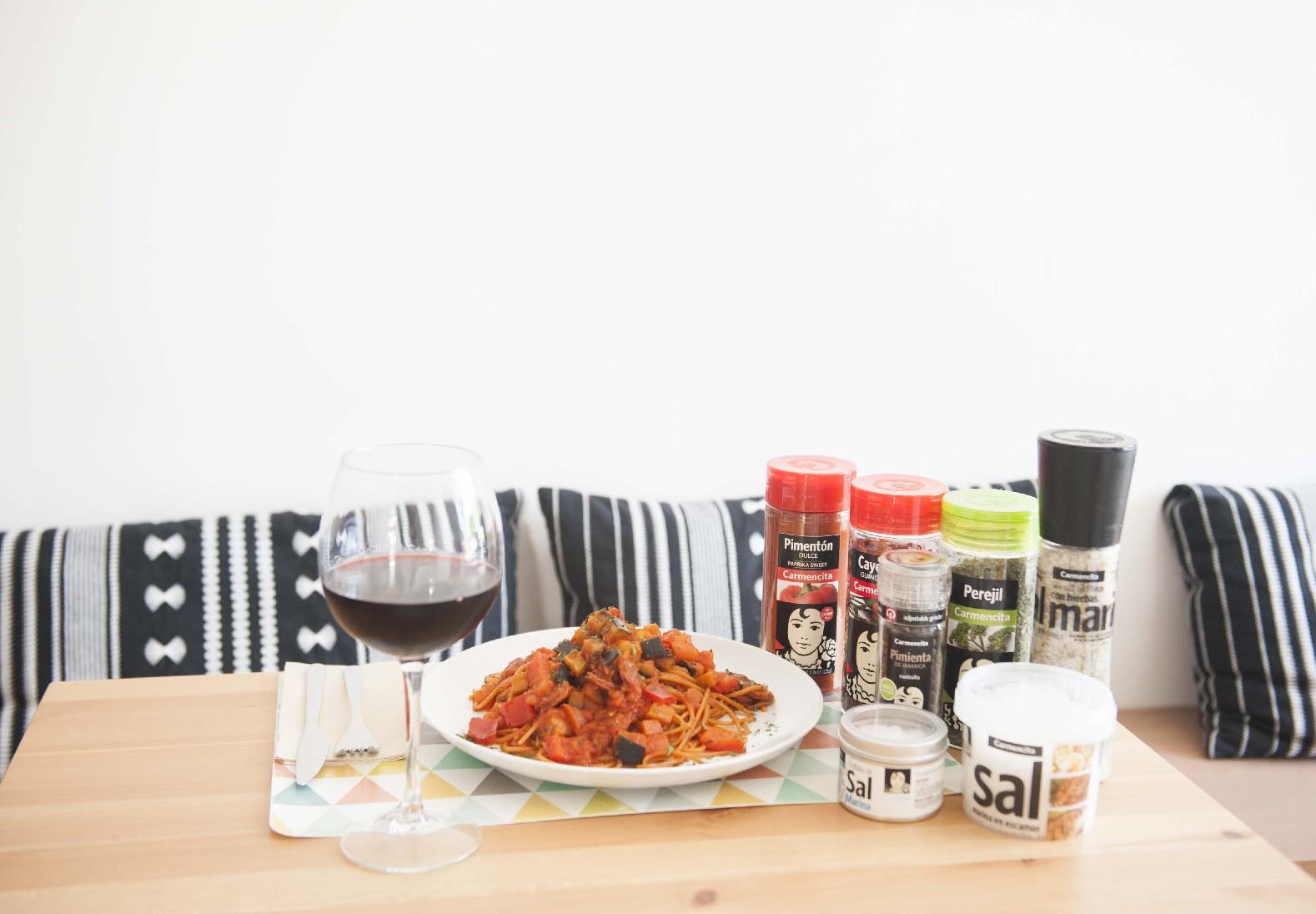 """Cocina con Javier Tornaría de """"De pasta somos"""" spaguettis al peperoncino"""