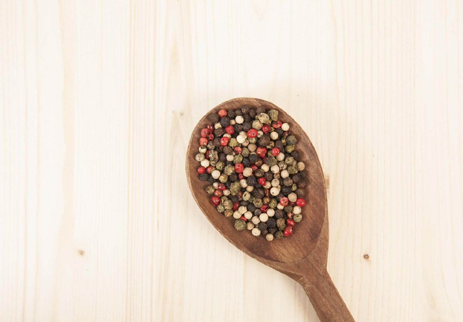 Carmencita recomienda la pimienta, el condimento esencial para tu cocina
