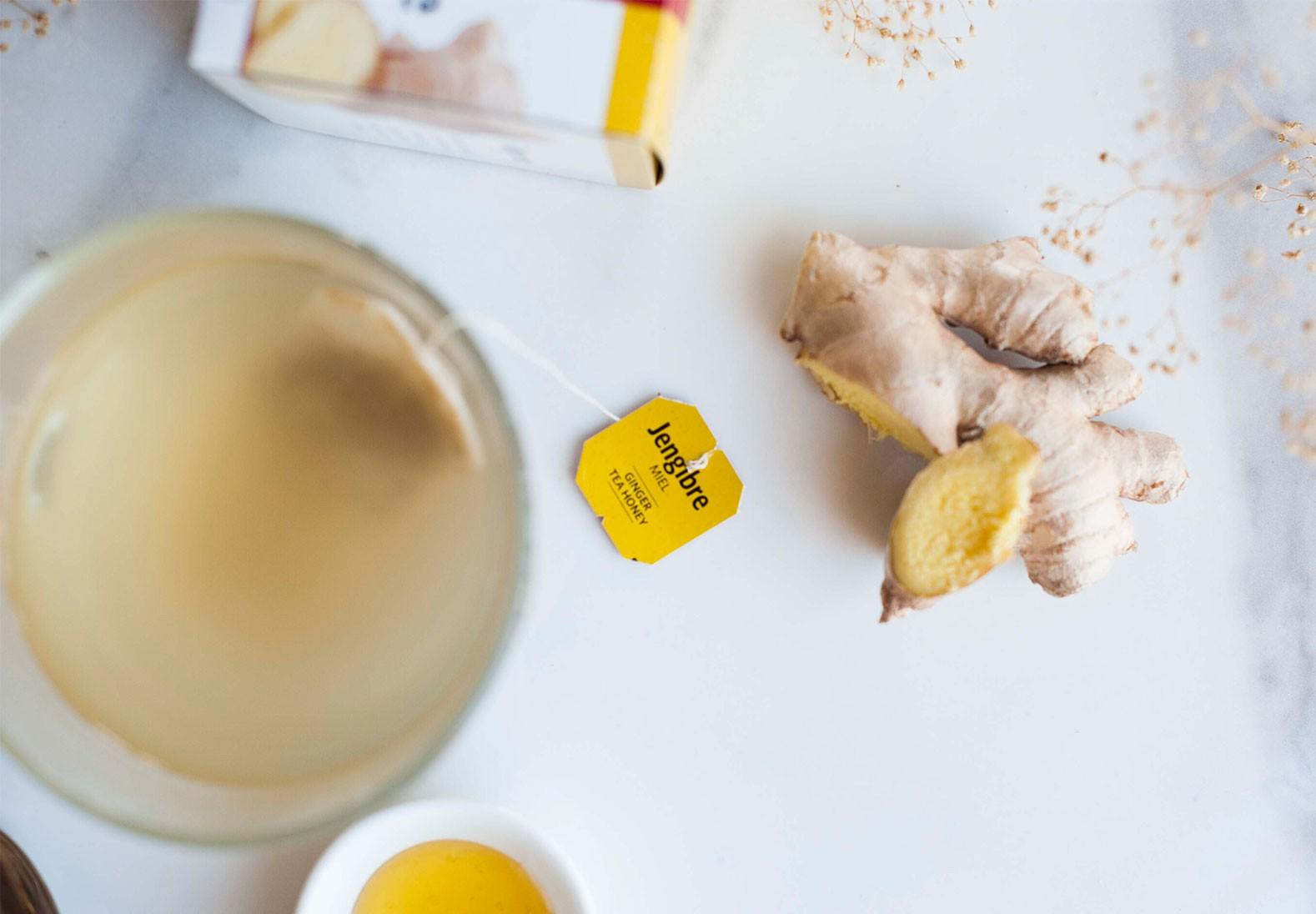 Carmencita recomienda el jengibre, un condimento de lo más completo