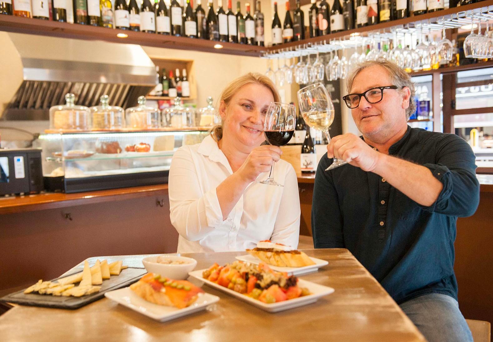 """Carmencita cocina con Juan Carlos y Mari Carmen de """"Taberna Ca Soler"""""""