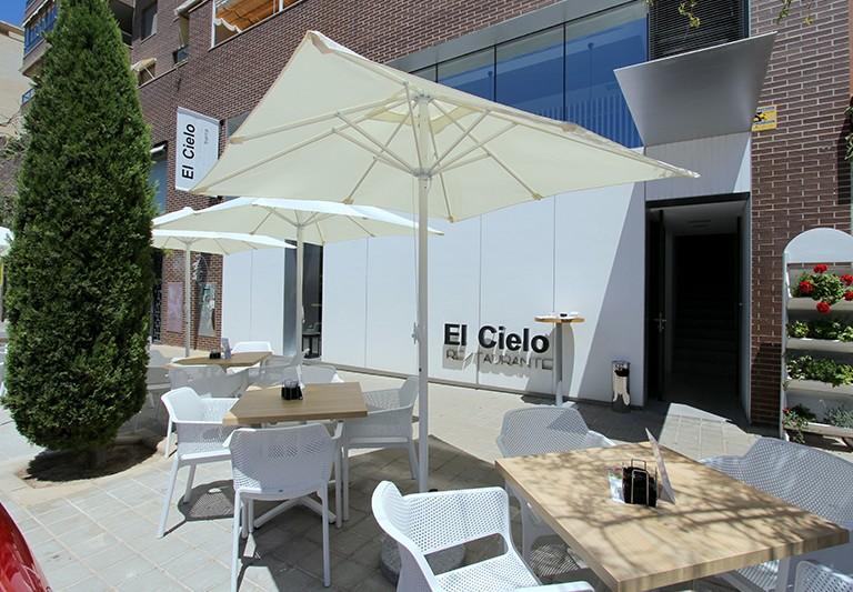 Carmencita cocina con restaurante El Cielo. Especias en Alicante.