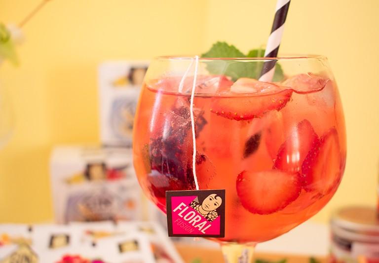 Carmencita recomienda Gin Fusion Floral, para tus gin tonics.