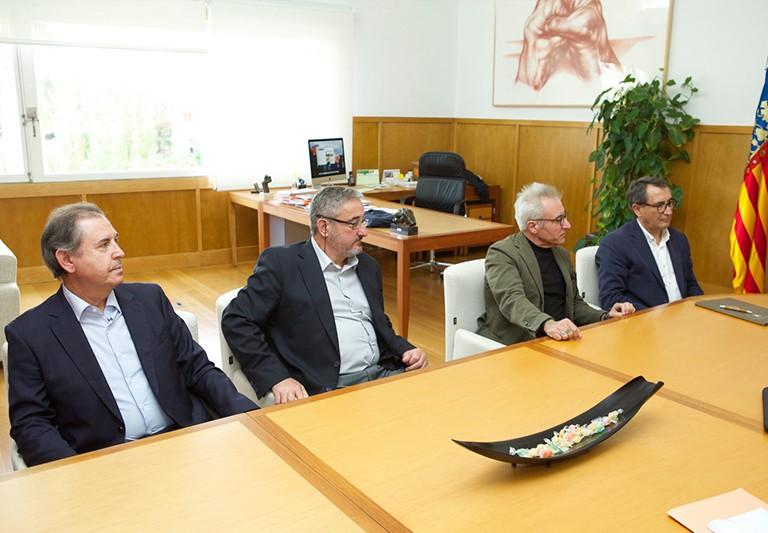Cátedra Carmencita abre sus jornadas en la Universidad de Alicante.