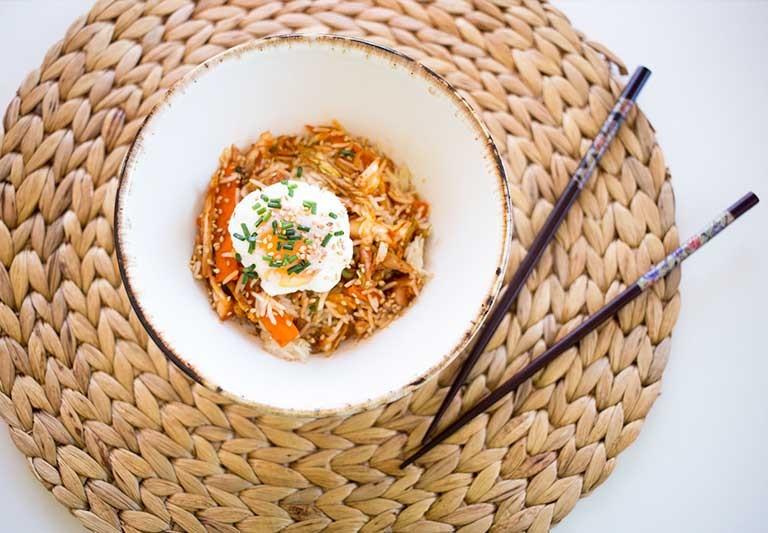 Kimchi, el acompañamiento saludable perfecto con Carmencita