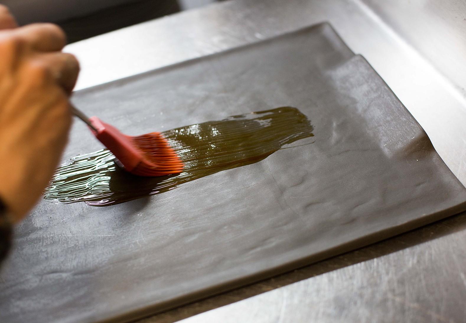 Carmencita cocina con restaurante Katagorri: Panceta Teriyaki.