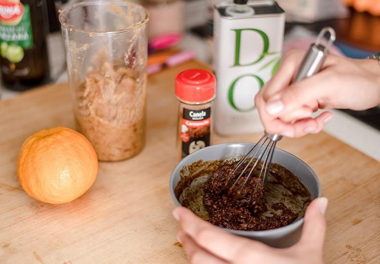 Rollitos de canela hechos por La Pera Limonera Cocina