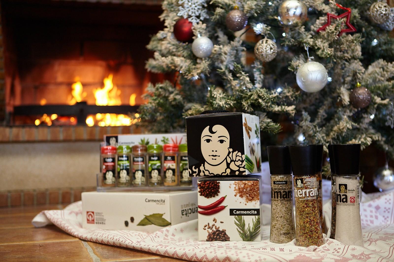 Carmencita te acompaña en los momentos más especiales: la Navidad